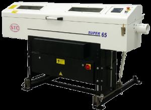Прътоподаващо устройство STC на CNC патронен струг с наклонени направляващи