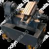 Стабилна лята конструкция, наклонени под 45 градуса тяло, линейни направляващи на CNC патронен струг с наклонени направляващи TCK6340