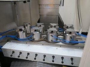 Комплексни решения за автоматизация на обработващ център VMC