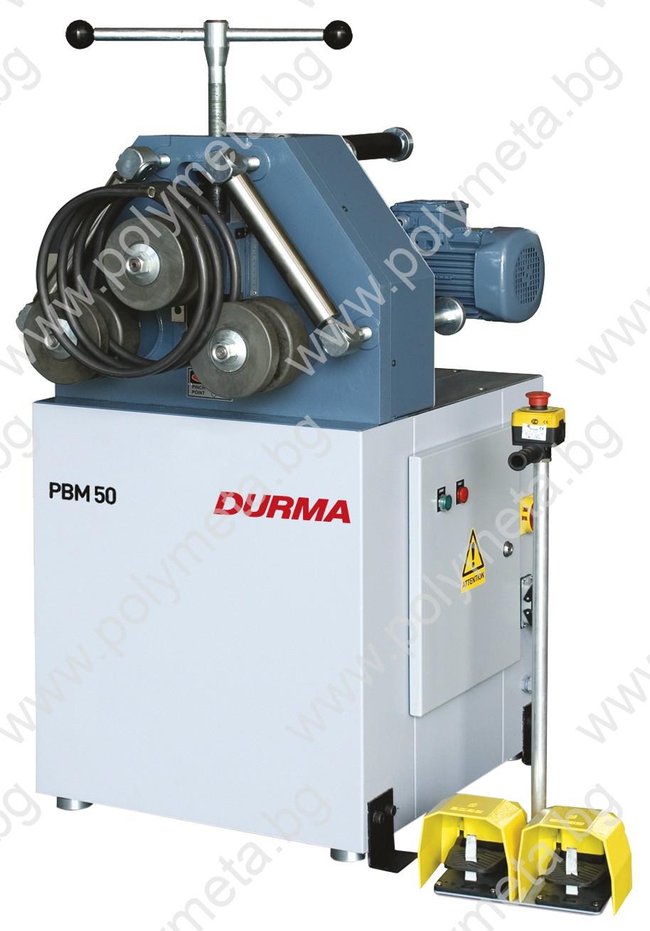 Durma PBM / PBH Profile Bending Machine
