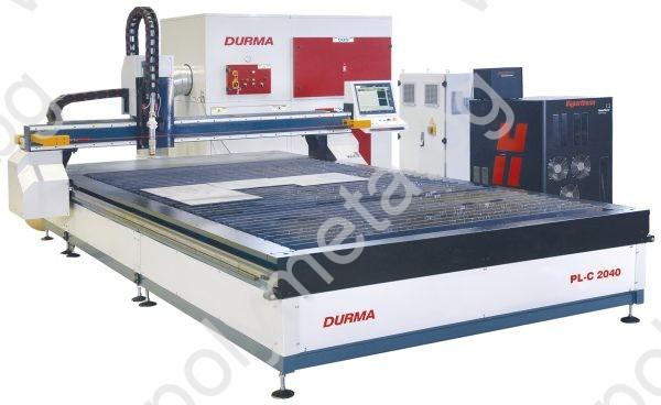 Durma PL-C Series Plasma Cutting Machine
