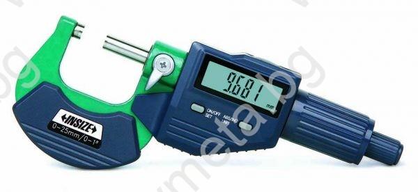 Електронен микрометър за външно измерване