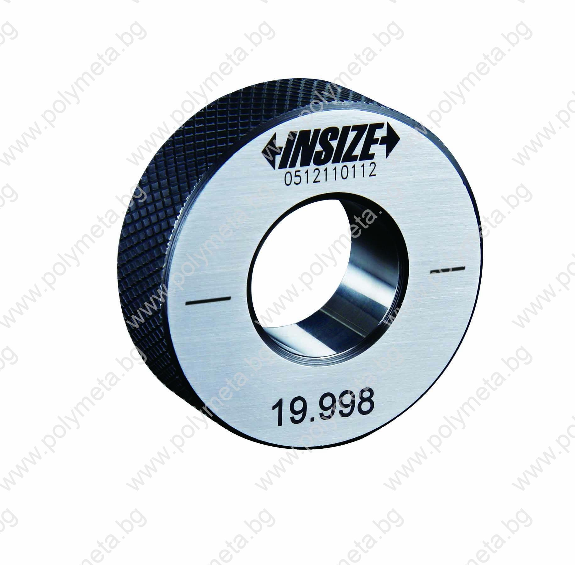 Гривна за нулиране на микрометър за вътрешно измерване