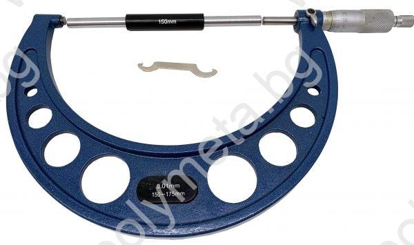Микрометър за външно измерване