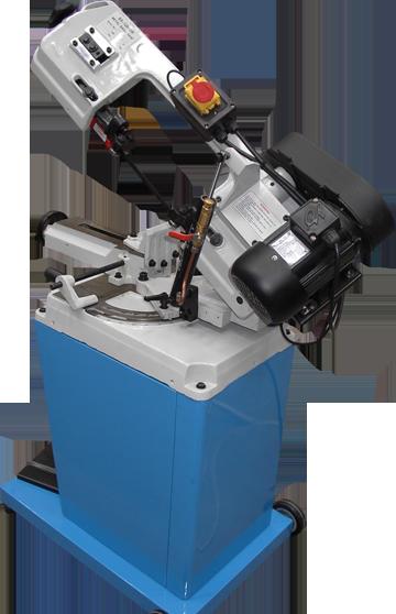 Лентоотрезни машини BS 128HDR с ръчно задвижване