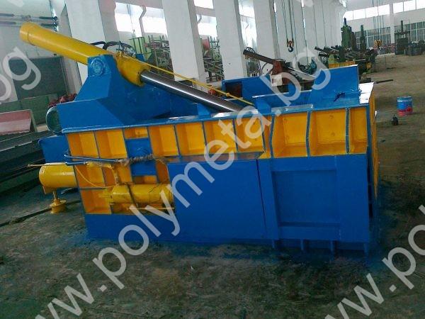Хидравлична балираща преса за метални отпадъци Y81T-100