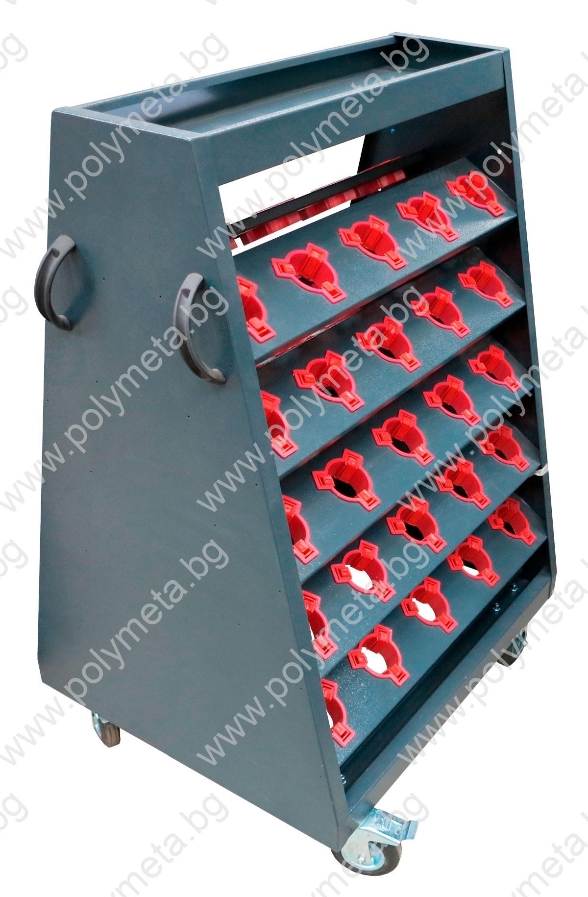 количка за CNC инструменти Bodur