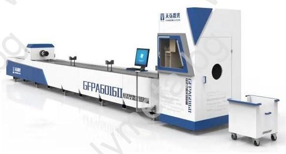 Лазерна машина за рязане на метални тръби Harris TH-GFPA2000