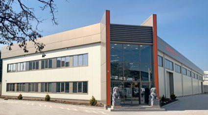 Полимета нов шоурум в София