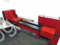 Хидравлично менгеме за детайли на лентоотрезна машина пълен автомат и хидравлично менгеме Karmetal 300 OSA PLC