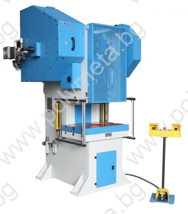 Механична преса с пневматичен съединител Fresan FP 60
