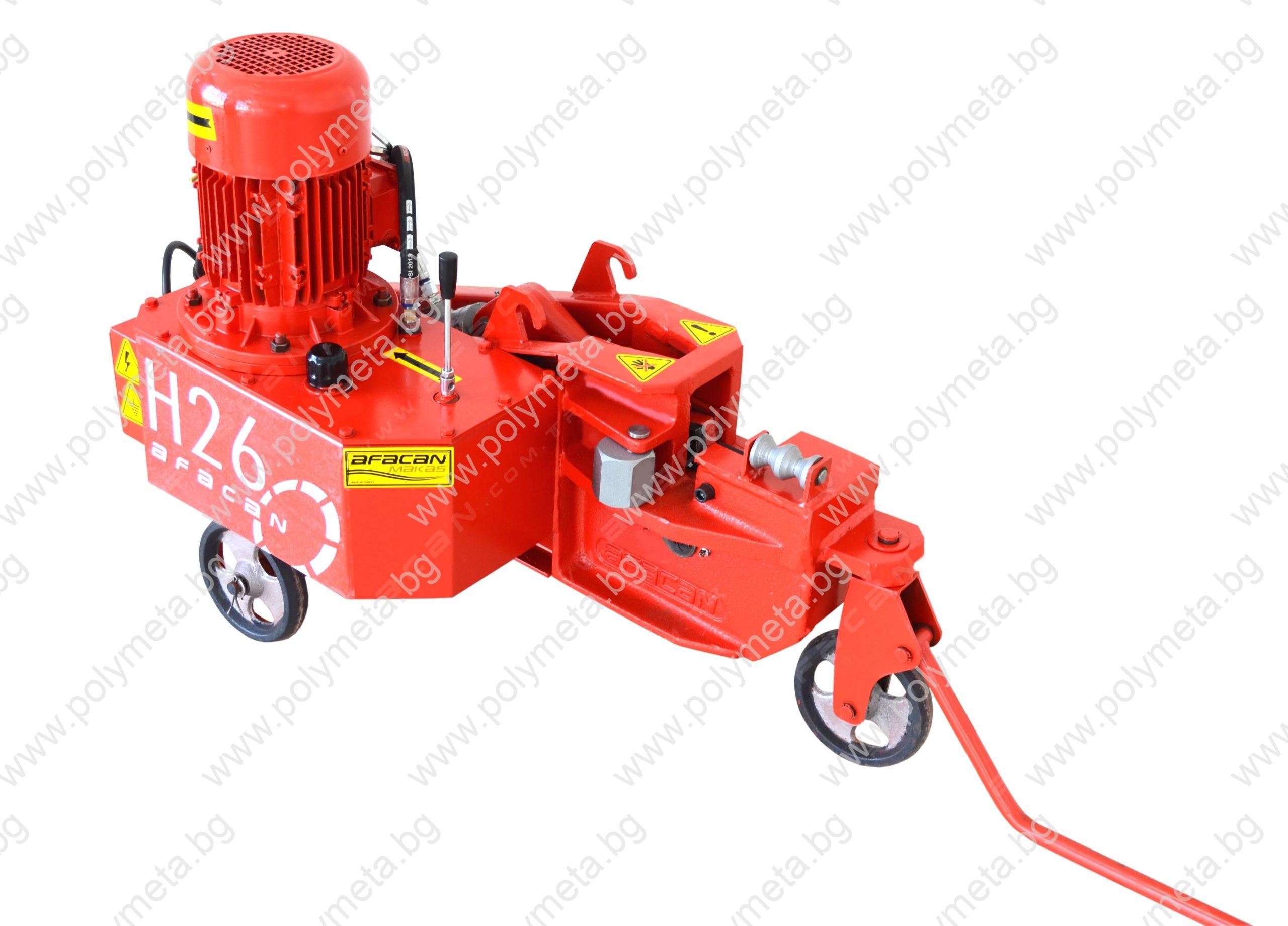 Отрезна машина Afacan H26